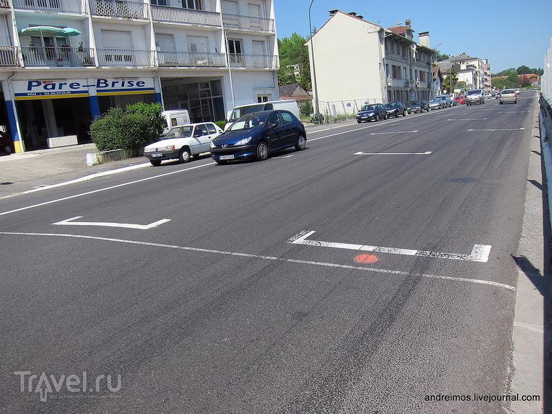 Проспект Гастона Лакоста (Avenue Gaston Lacoste) / Фото из Франции
