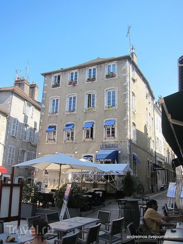 """Ресторан """"Дофин"""" (Le Dauphin) / Фото из Франции"""