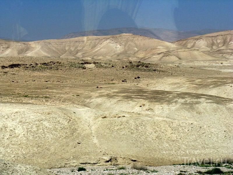 Святая Земля - Израиль. Мертвое море / Израиль