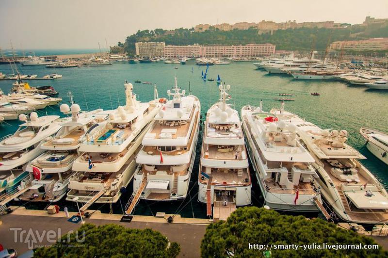 Монако: наша первая остановка на Лазурном берегу / Фото из Монако