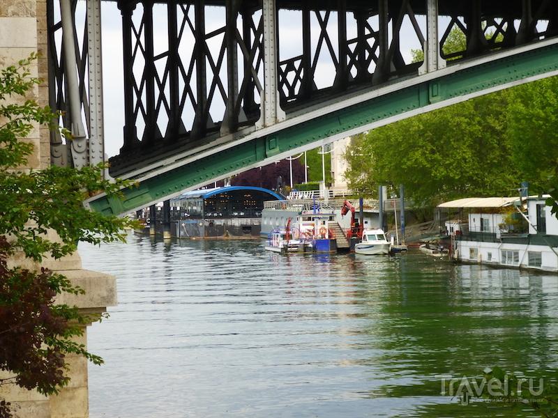 Париж, в котором нет туристов. Остров Жатт / Франция
