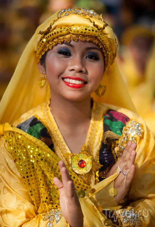 Aliwan Fiesta в Маниле / Филиппины