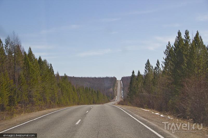 Весенний Байкал. Пробуждение Сибири после зимы / Фото из России