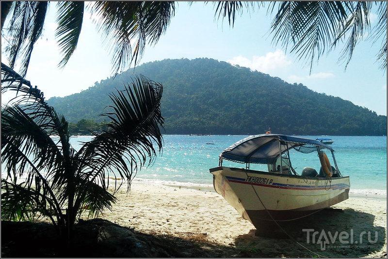 Малайзия: Перхентианские острова и остров Реданг / Малайзия
