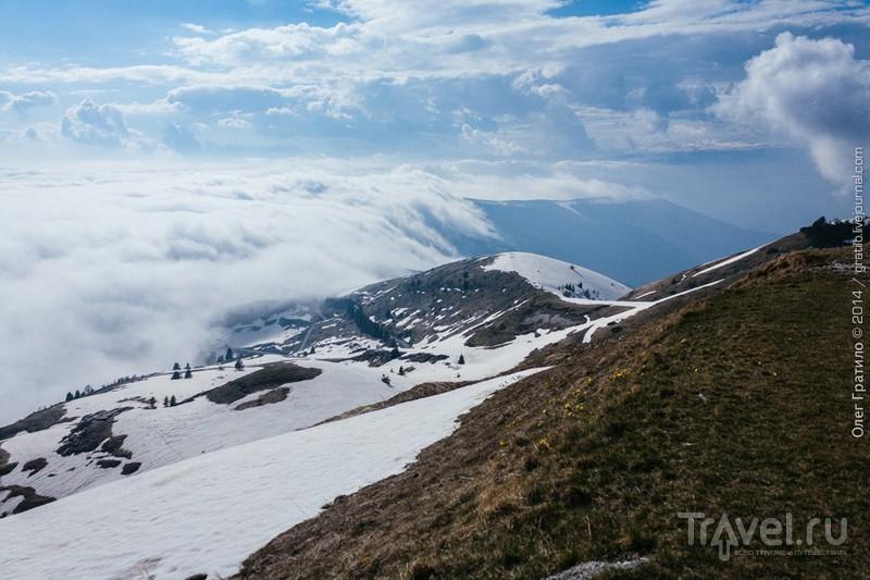 Монте Граппа. Выше облаков / Италия
