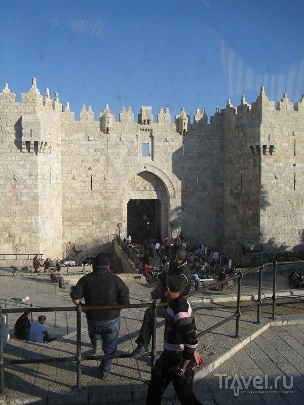 Святая Земля - Израиль. Иерусалим / Израиль