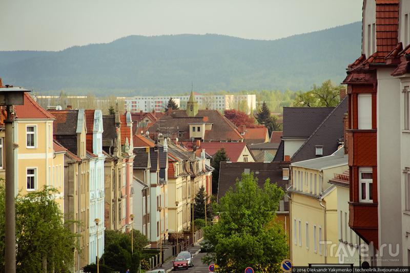 Весенний Циттау / Фото из Германии