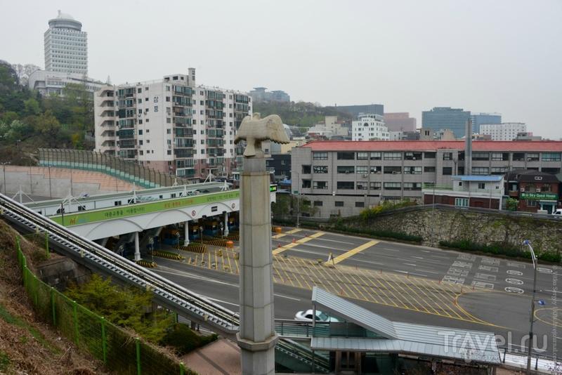 Апрельский Сеул / Фото из Южной Кореи