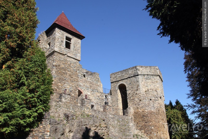 Замок Кленова, Чехия / Фото из Чехии
