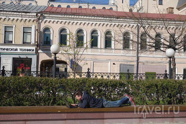 Москва весенняя / Россия