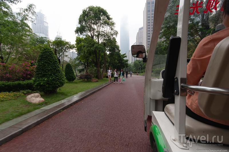 Прогулки по Гуанчжоу / Китай