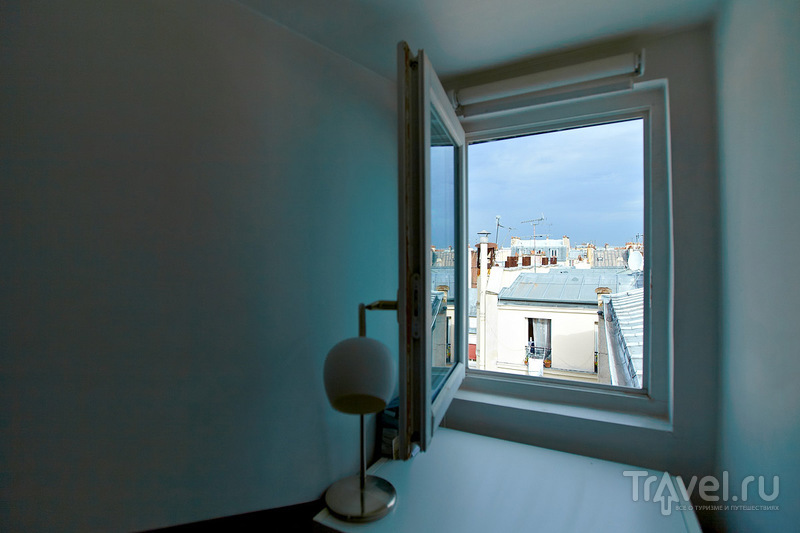 Квартира с видом на Париж / Франция