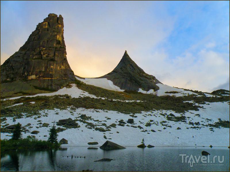 Озеро Художников. Россия, сказочные Ергаки / Фото из России
