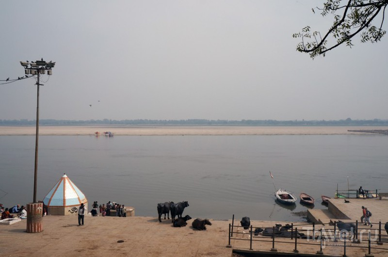 Варанаси. Новый взгляд / Фото из Индии
