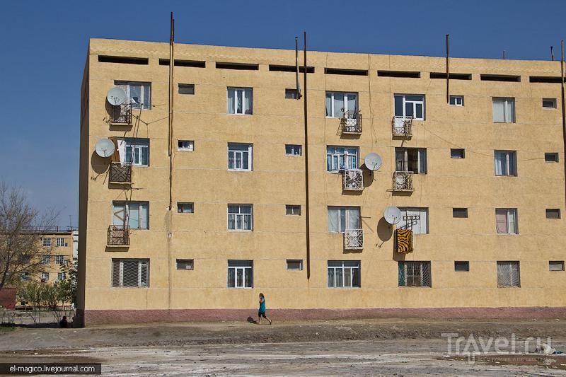 Башня молчания зороастрийцев и горные города Хорезма / Фото из Узбекистана