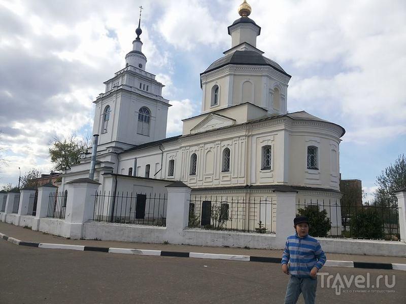 Неизвестное Подмосковье - Руза и Верея / Россия
