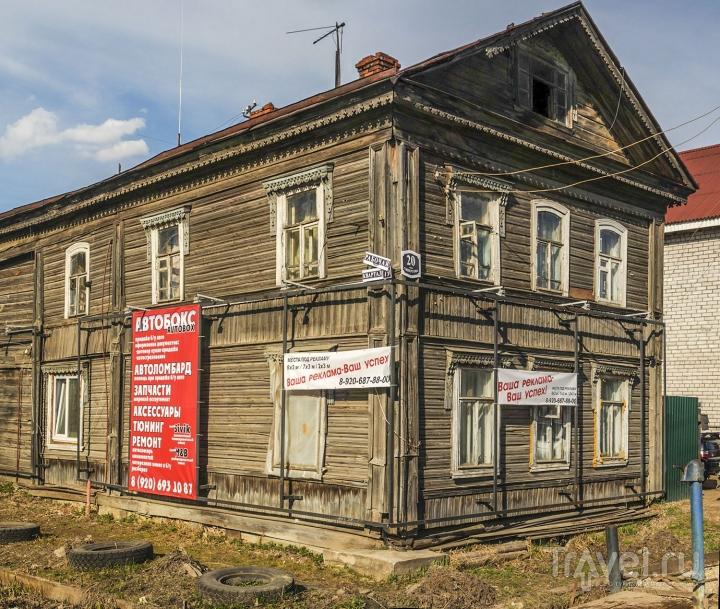 Город Вышний Волочёк, Тверская область / Россия