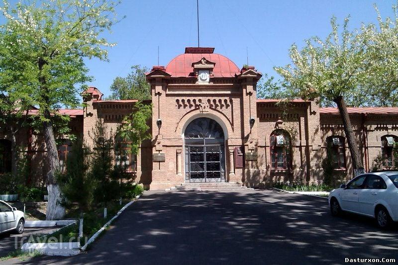 Приют, институт и космический уют / Узбекистан