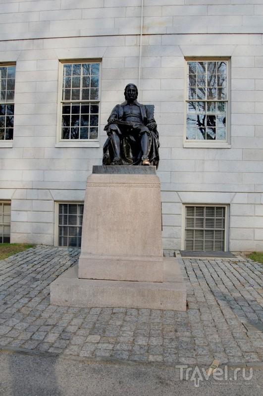 Лига Плюща: Гарвард / США