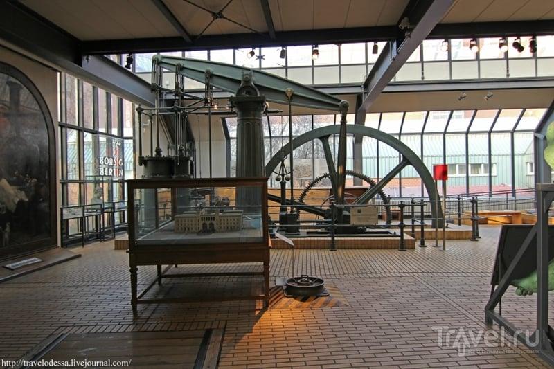 Немецкий технический музей в Берлине / Германия