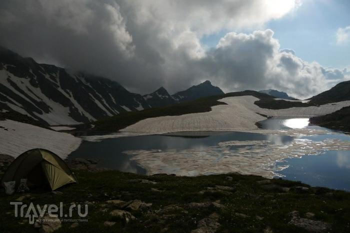 По озерам Архыза / Россия