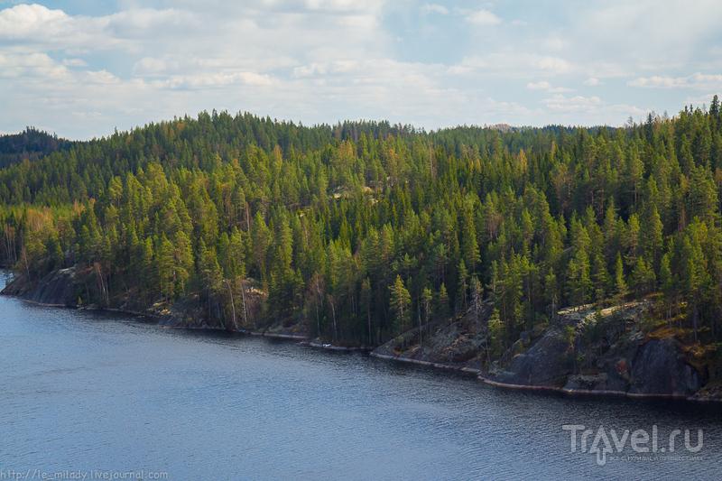 Гора-крепость Линнавуори / Фото из Финляндии