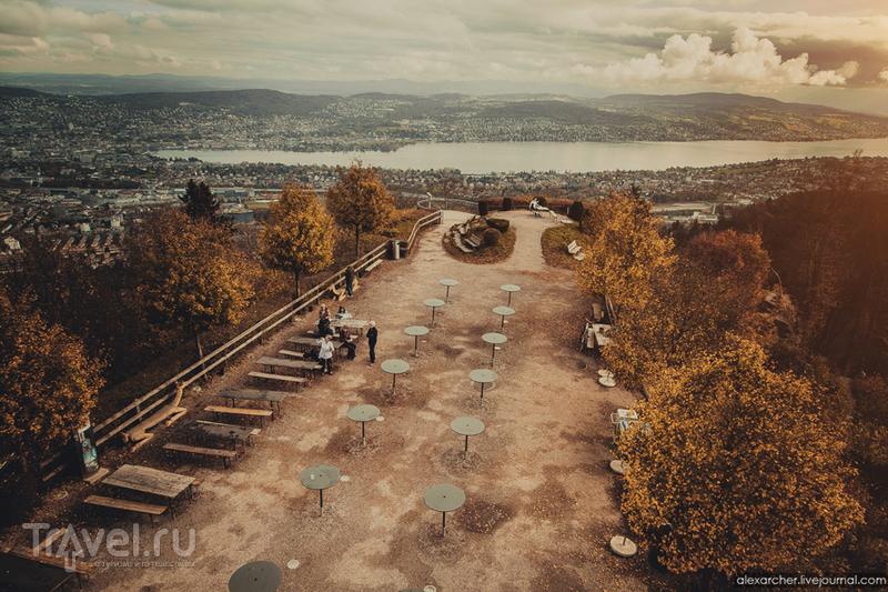 Утлиберг. Швейцария / Швейцария