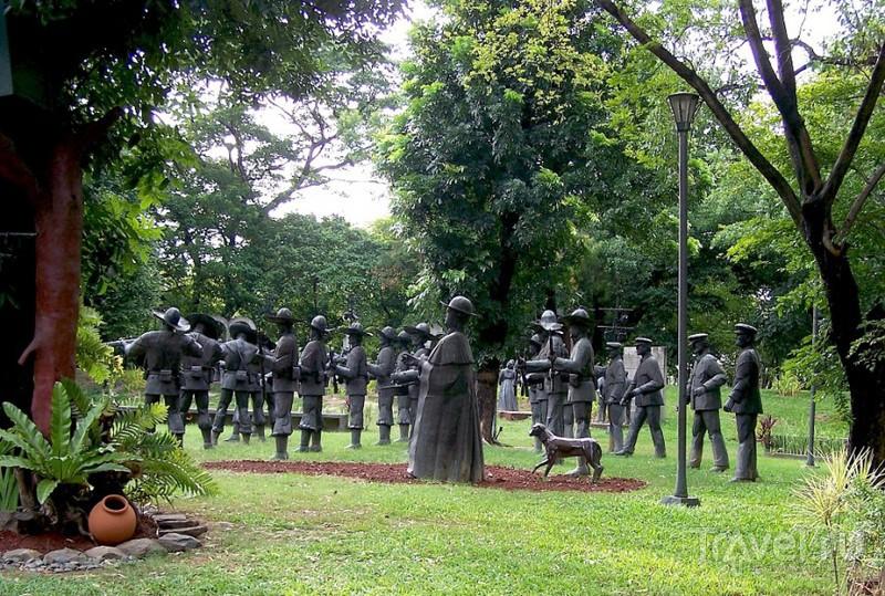 Центр Манилы и парк Ризаль / Филиппины