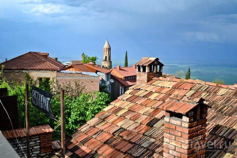Грузино-азербайджанский поход. Сигнахи / Грузия