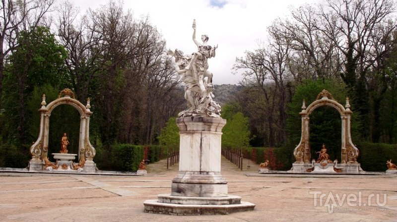 La Granja de San Ildefonso - Semana Santa / Испания