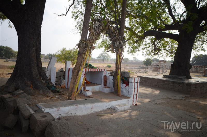 Хампи. Королевский анклав / Индия