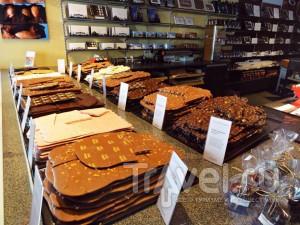 Шоколадный швейцарский haute couture / Швейцария