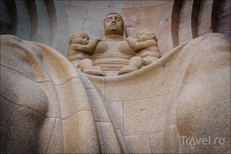 Памятник битве народов / Германия