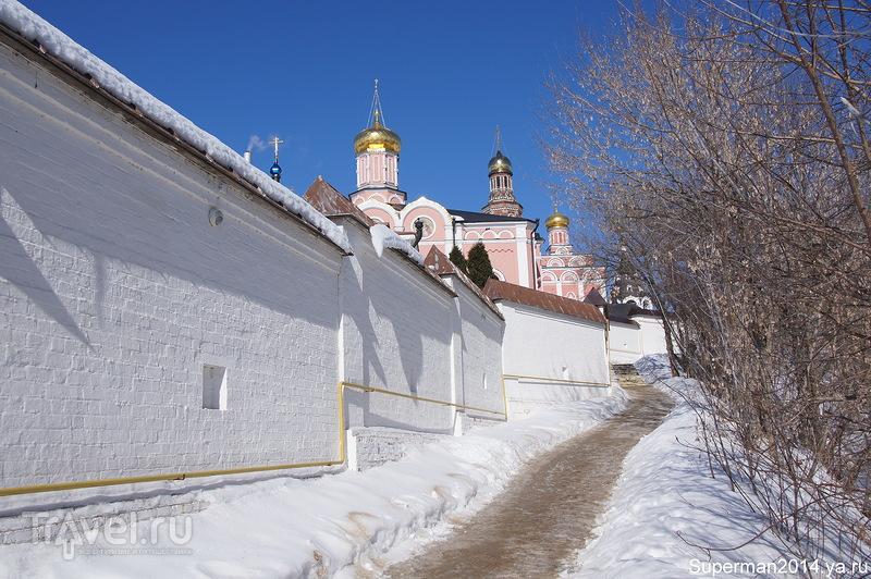 Пощупово - Иоанно-Богословский монастырь / Россия