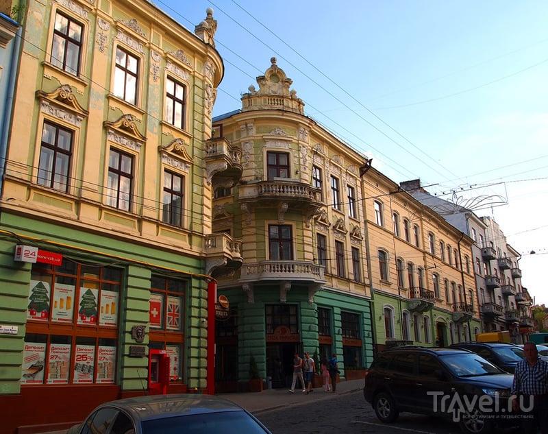 Черновцы - один из красивейших городов Европы / Украина