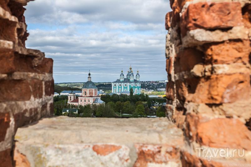 Смоленск: Туризм?  Нет, не слышали / Россия