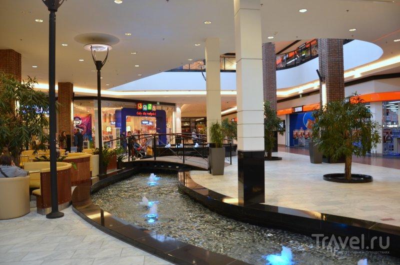 """Торговый центр """"Магнолия"""" - один из крупнейших во Вроцлаве. / Фото из Польши"""