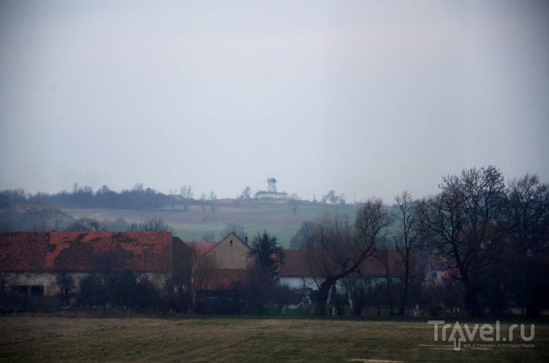 Мельница на холме.  / Фото из Польши