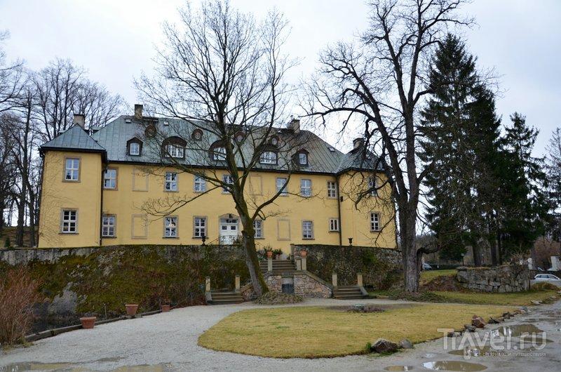 Дворец Станишов был построен в начале XVIII веке. / Фото из Польши