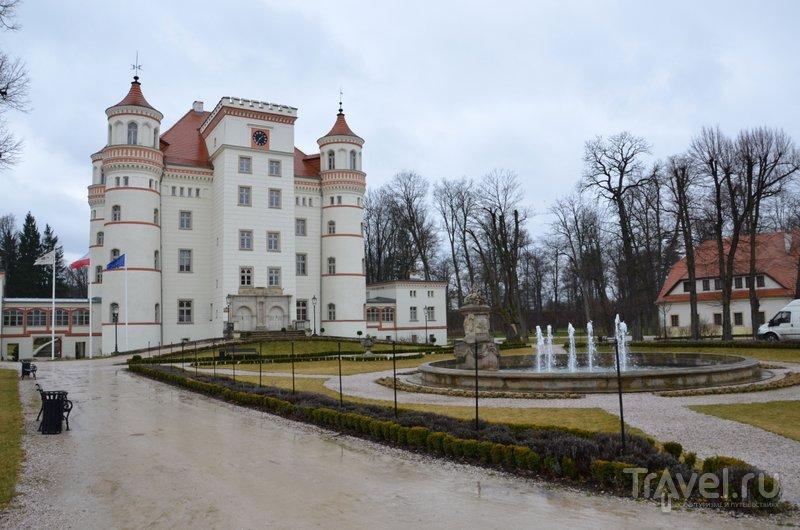 Еще один дворец-отель Нижнесилезской долины дворцов и замков. / Фото из Польши