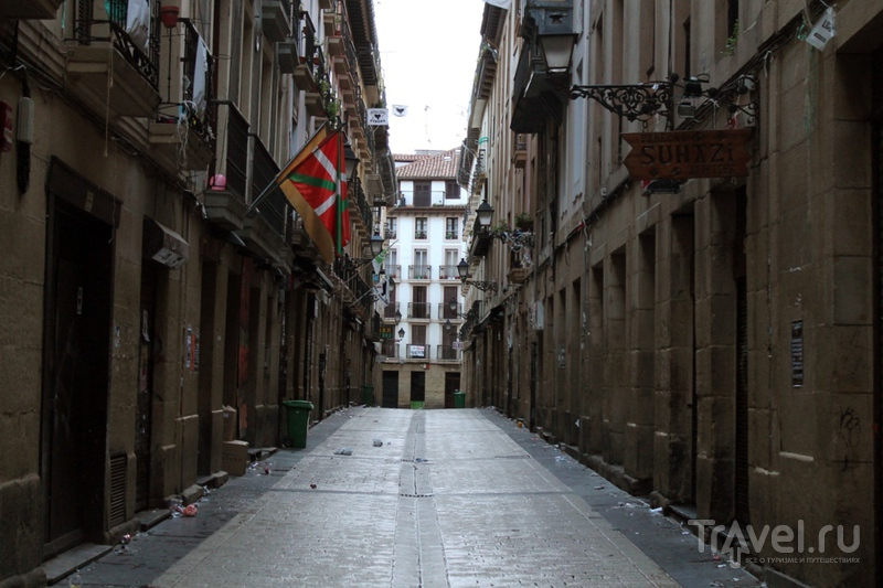Сан-Себастьян - испанское Рио-де-Жанейро / Испания