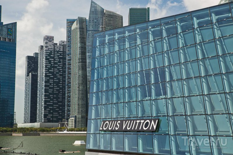 Сингапур - мечта урбаниста / Фото из Сингапура