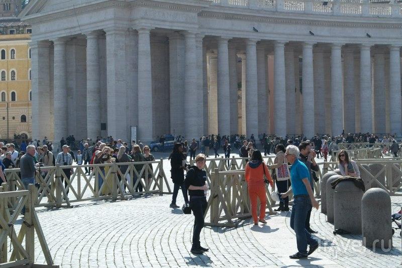 Ватикан - Вокруг да около / Ватикан