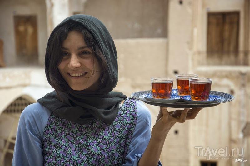 Отведай Ближнего Востока. Иран! / Иран