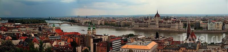 Будапешт – везунчик и красавец / Фото из Венгрии