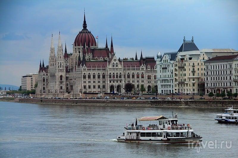 Прогулка по Дунаю / Фото из Венгрии