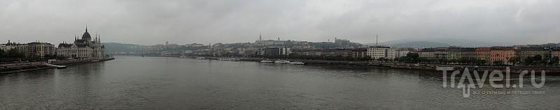 Дождь в Будапеште / Фото из Венгрии