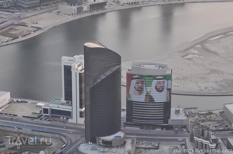 Бурдж Халифа / Фото из ОАЭ