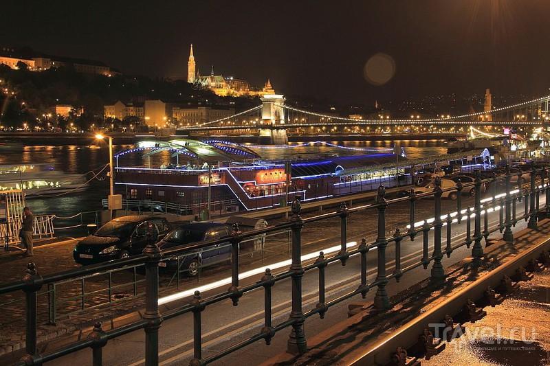 Будапешт - ночная сказка / Фото из Венгрии