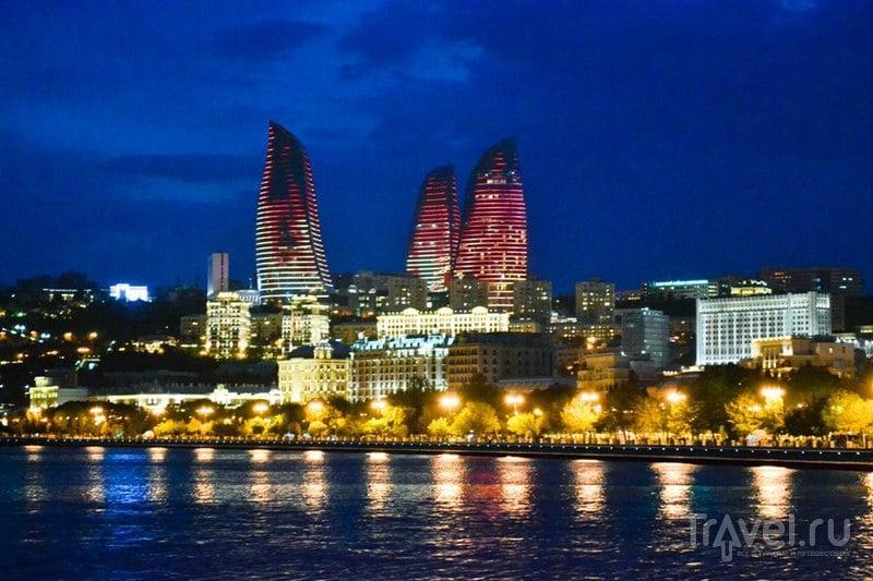 Грузино-азербайджанский поход. Баку / Азербайджан